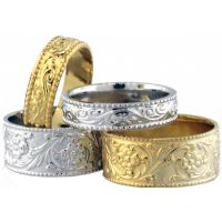 18k Antique Rings