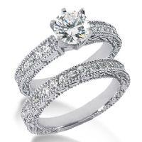18k Diamond Bridal Sets