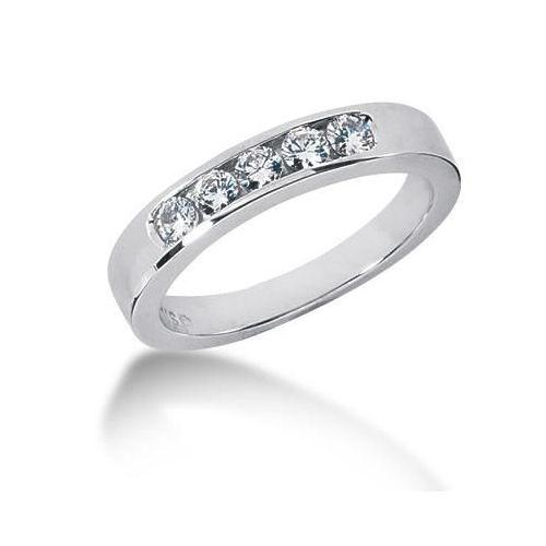 men 39 s diamond ring 5 round stone ct total ctw 160 mdrwholesa
