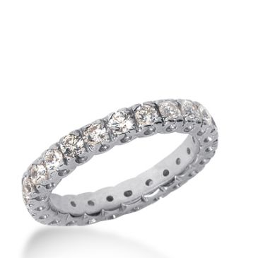 950 Platinum Diamond Eternity Wedding Bands, Box Set 1.50 ct. DEB257PLT